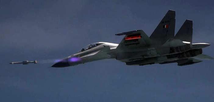 IAF DRDO Astra Missile