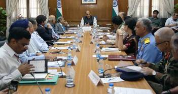 Rajnath Singh, NK Singh, Finance Commission, Defence Ministry