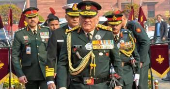 Chief of Defence Staff General Bipin Rawat