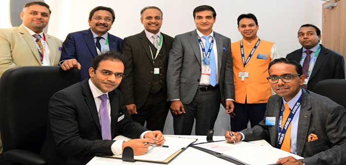 Airbus Adani Defence MoU
