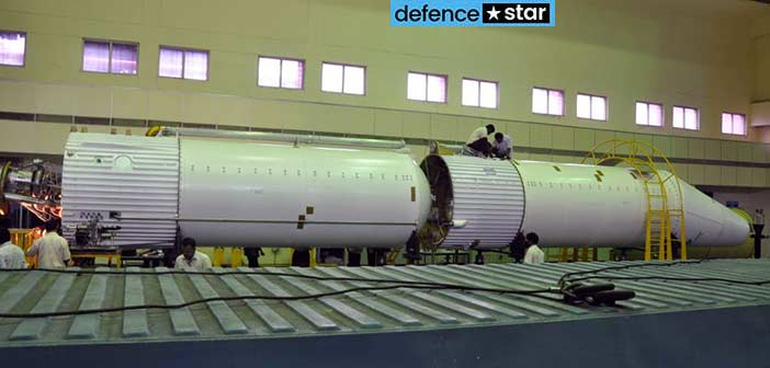 HAL ISRO GSLV Rocket