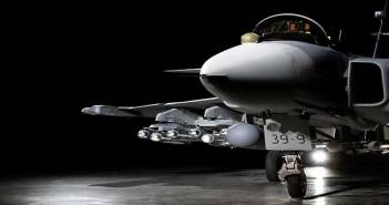 Saab Gripen Fighter Jet