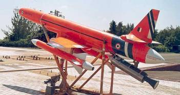 DRDO Lakshya Target Drone