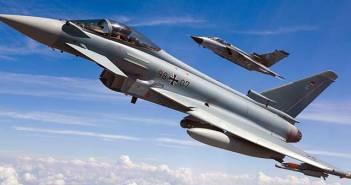 Eurofighter Radar Hensoldt Spain Indra