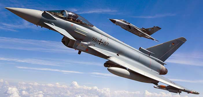 Eurofighter Radar Hensoldt Spain Indra