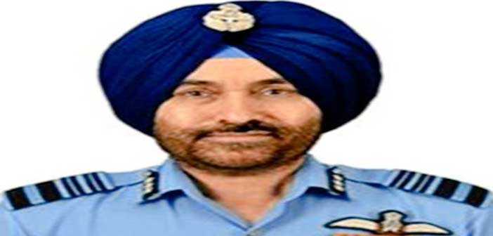 Photo: Air Marshal GS Bedi