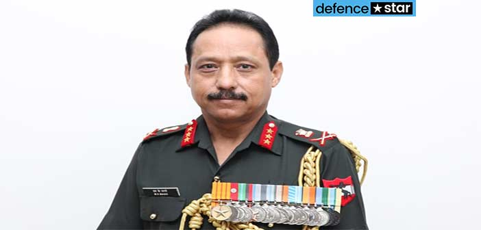 Lt General Manoj Kumar Mago Indian Army