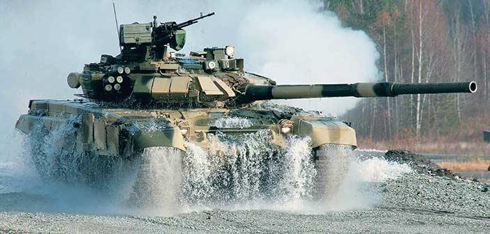 Russia T-90 MBT Main Battle Tank