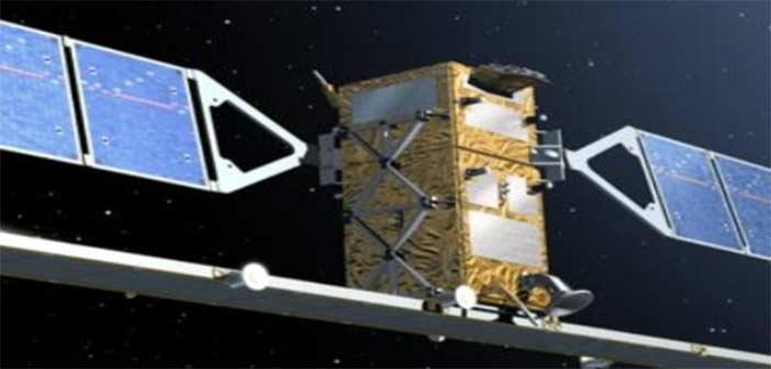 Photo: ESA's Copernicus Satellite.