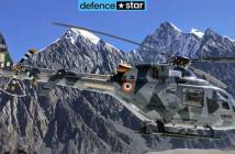 HAL's Light Utility Helicopter LUH