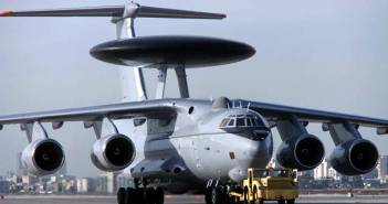India Air Force Falcon Awacs