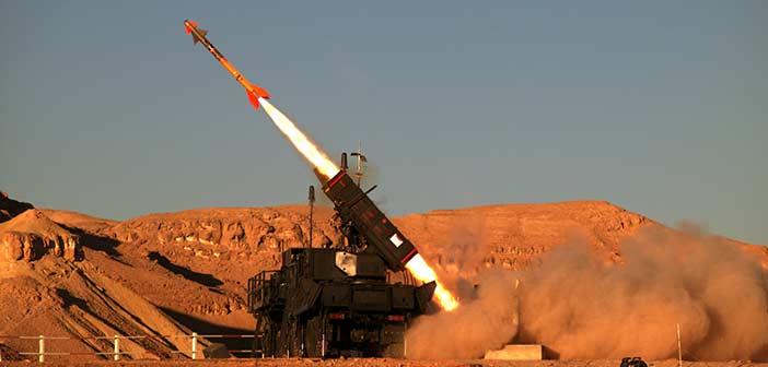 Rafael Spyder Python Derby Missile