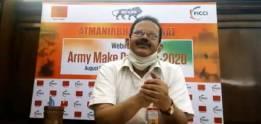 Raj Kumar Secretary Department of Defence Production