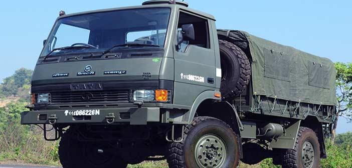 Tata Motors Tata LPTA Military Truck