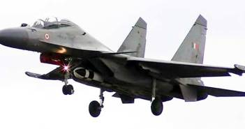 Indian Air Force Sukhoi Brahmos Missile