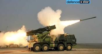 Indian Army DRDO Pinaka Rocket
