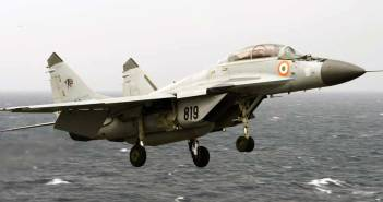 Indian Navy Mig 29 Aircraft Crash