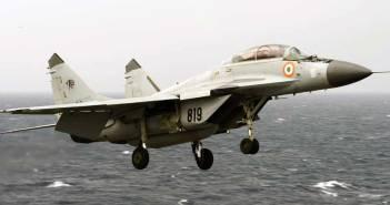 Indian Navy Mig 29 Aircraft Crash