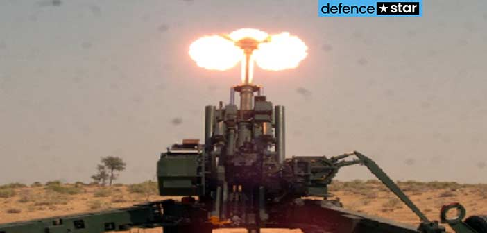 DRDO Indian Army ATAGS Howitzer