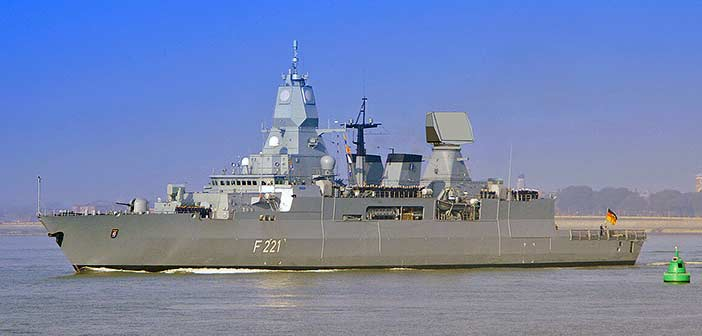 IAI Hensoldt Elta Group German Navy