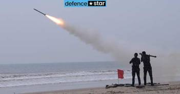 Indian Air Force Missile Firing