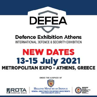 Defence Exhibition Athens 2021