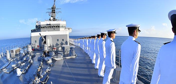 Japan Navy Senkaku Islands