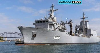 Royal Australian Navy, Navantia HMAS Supply