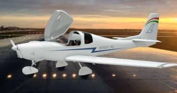 Hans-NG trainer aircraft, NAL-CSIR.