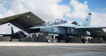 Israel M-346 aircraft