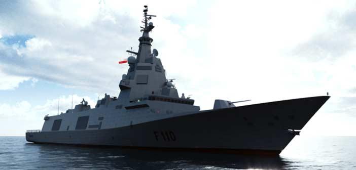 Navantia Polish Navy Frigate Programme