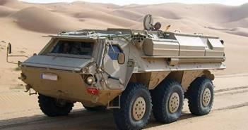 Rheinmetall Fuchs Fox Wheeled Vehicle
