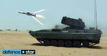 DRDO OFB BMP