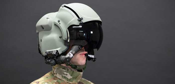 Elbit Systems US Army Apache Helicopter HMD