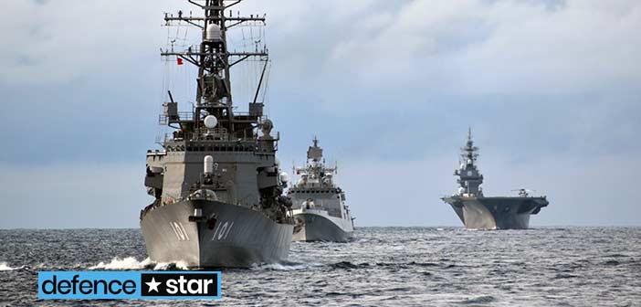 India Japan Navy Military Exercise JIMEX