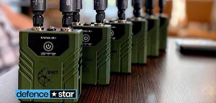 Rafael BNET Nano Software Defined Radio