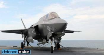 Royal Navy F-35 Fighter