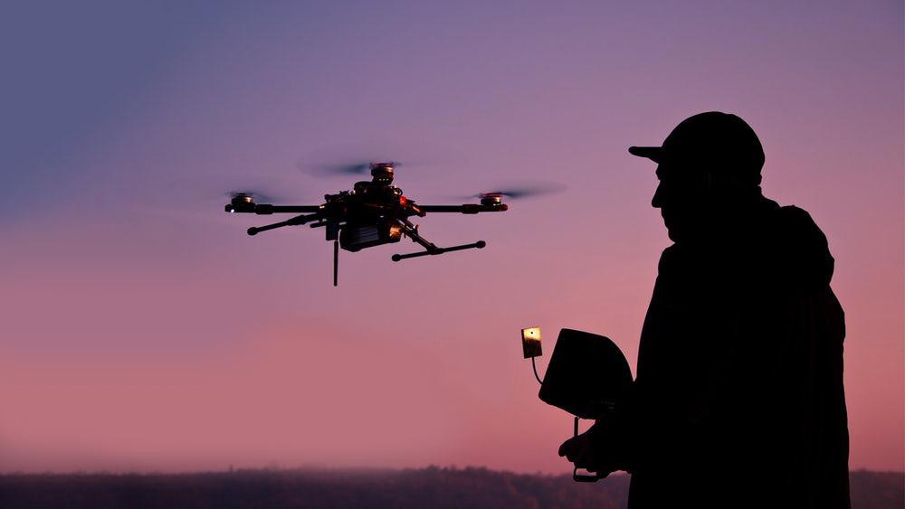 Sivil veya Ticari Drone Pilotu ile ilgili görsel sonucu