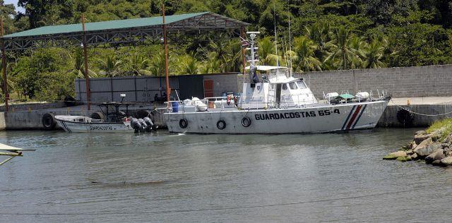 Resultado de imagen para costa rica guardia costera