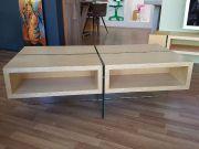 Table basse Oak
