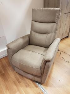 Elton fauteuil