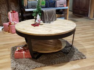 Table basse Round