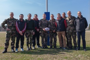 rugby Oyonnax LVB