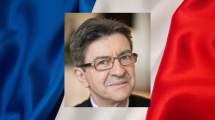 Jean-Luc Mélenchon, candidat de la France insoumise à l'élection présidentielle de 2017
