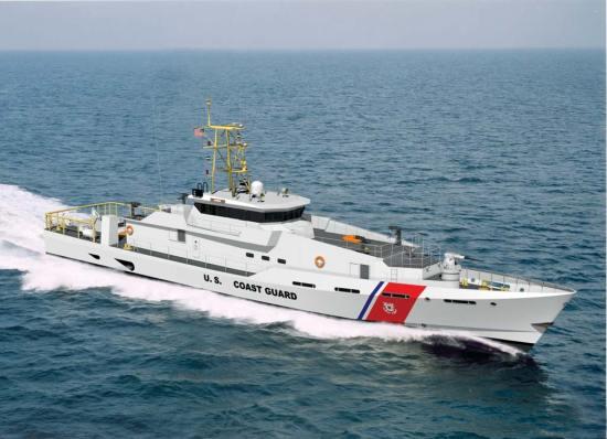 Sentinel-class Fast Response Cutter