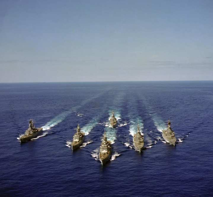 Naval Nuclear-Powered Cruisers