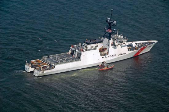 USCGC Bertholf (WMSL 750)