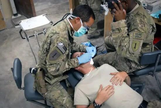U.S. Army Dental Team Afghanistan