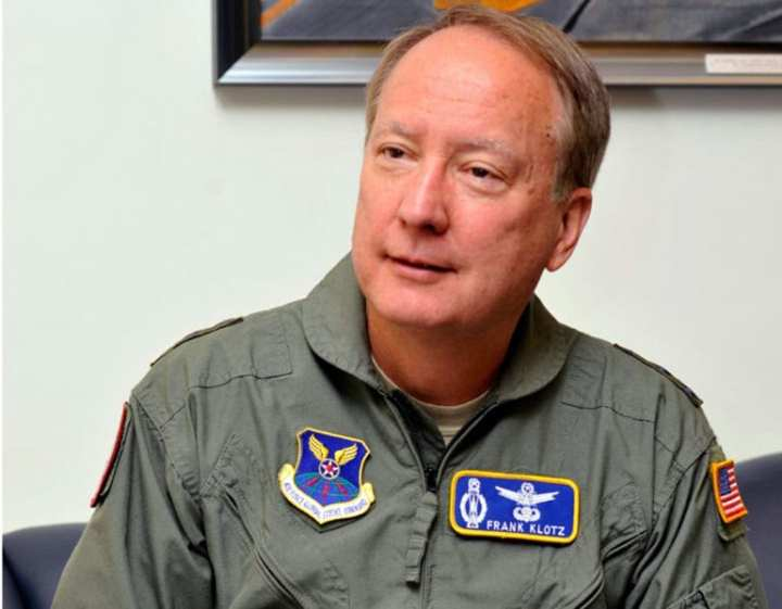 Lt. Gen. Frank Klotz