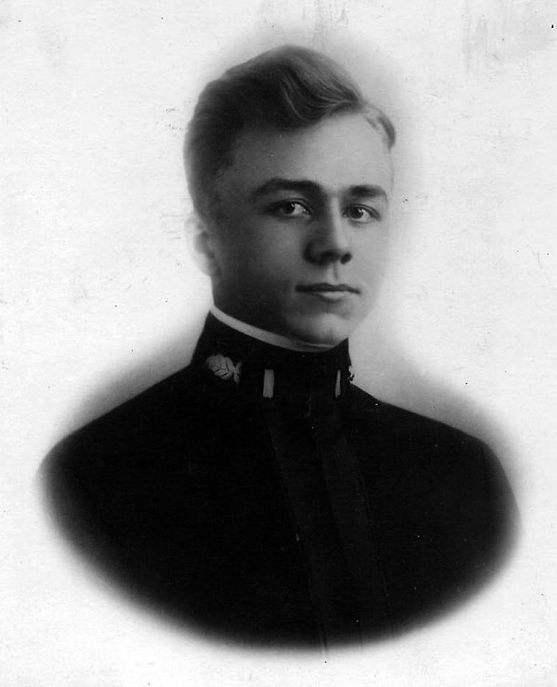 Lt. j.g. Weedon E. Osborne